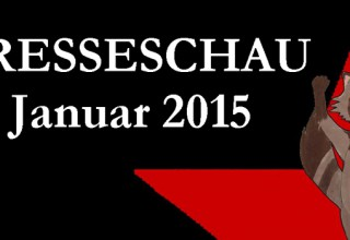 Presseschau Januar 2015