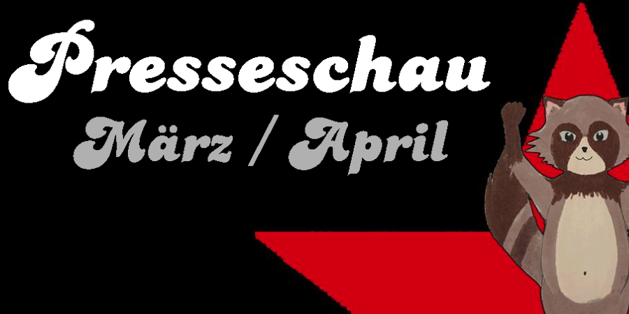Presseschau März & April 2015