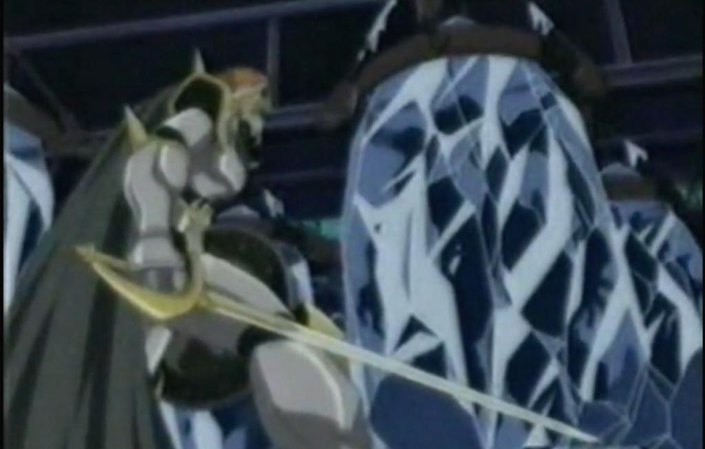 Ihnen sind die Ideen ausgegangen, aber da gibt es noch 10 Folgen? Kein Problem! Durahan hat ein Monster im Eisblock, auch für Sie!
