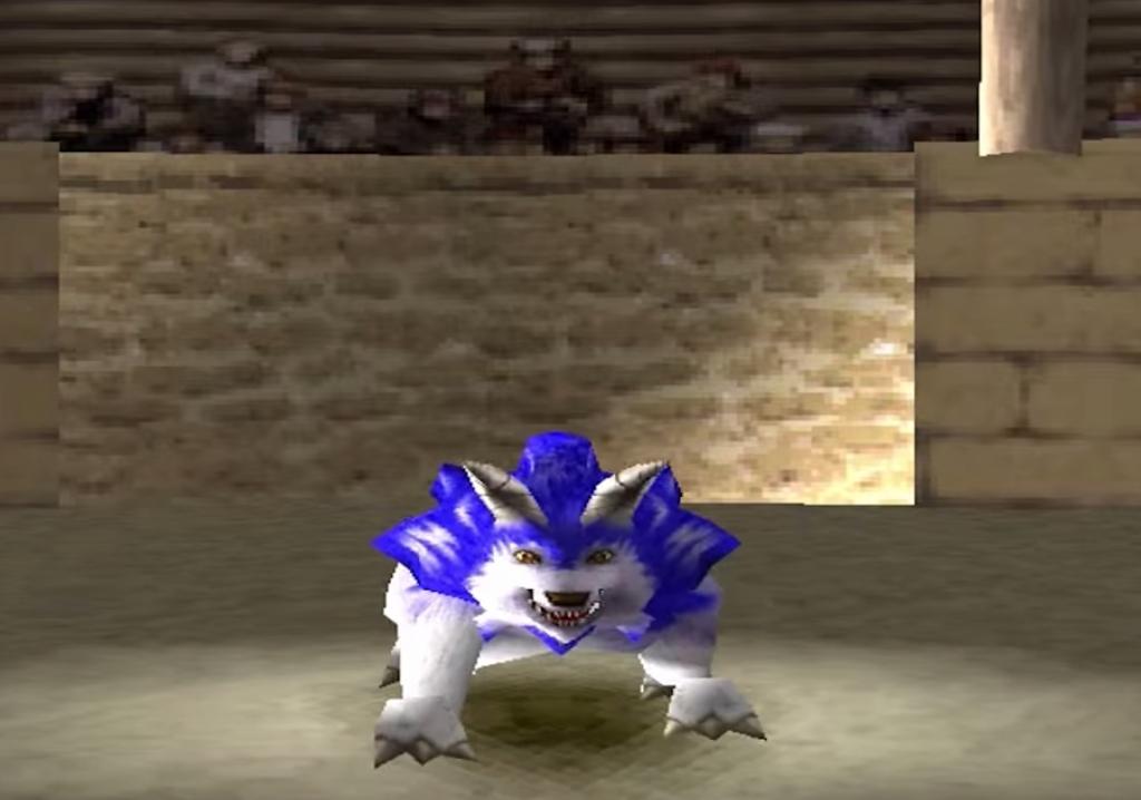 Als PS One noch Next Gen war: Monster Rancher im Urformat