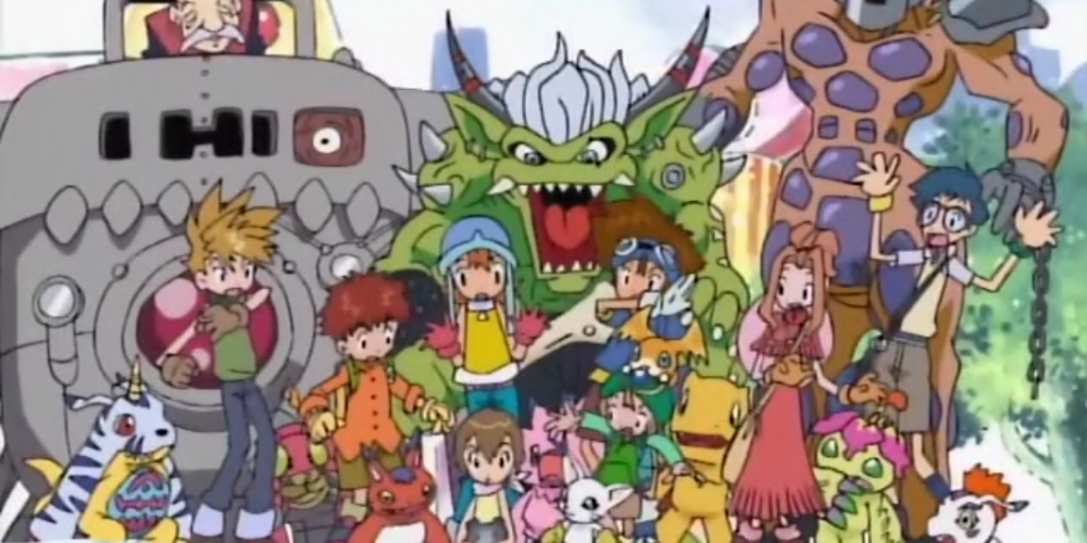 DIGIMON ADVENTURE – Die Nostalgie-Frage