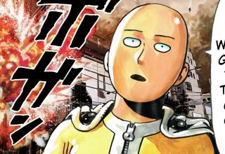 Die Entstehungsgeschichte eines nicht ganz normalen Mangas: ONE-PUNCH MAN