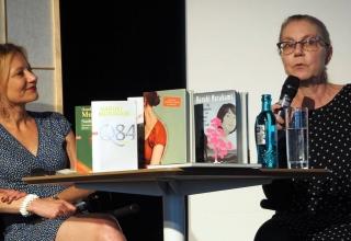 Haruki Murakamis Übersetzerin Ursula Gräfe im Gespräch