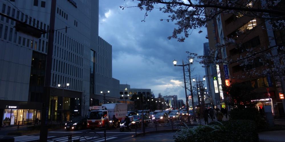 Sehnsucht unter Neonlichtern: City Pop